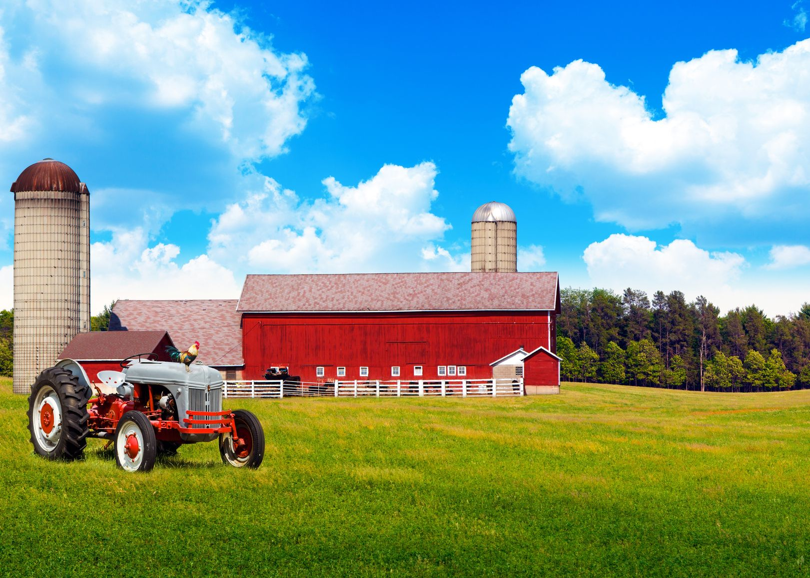 Los Angeles, CA. Farm & Ranch Insurance